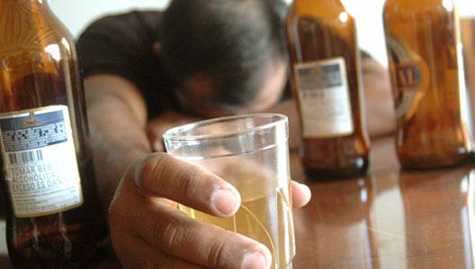 Tiene que ser codificado cuanto del alcohol en samare