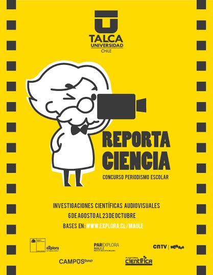 Afiche Reporta